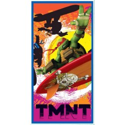 Toalla Algodón Tortugas Ninja Tmnt