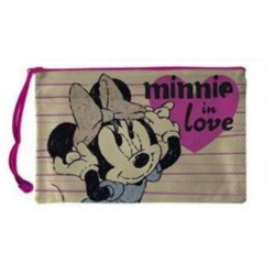 Neceser Minnie Crema Impermeable