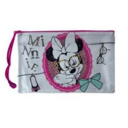 Neceser Minnie Blanco Impermeable