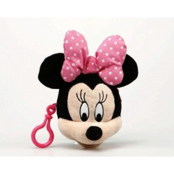 Monedero Llavero Minnie Mouse