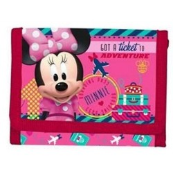 Billetera Minnie Mouse
