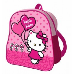 Mochila Guarderia 24 cm Hello kitty