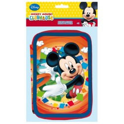 Plumier Completo Mickey Mouse